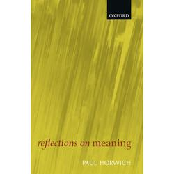 Horwich, P: Meaning (Oxford University Press, 1998)